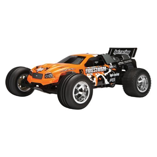 Nitro Firestorm RTR with 2.4GHz Radio