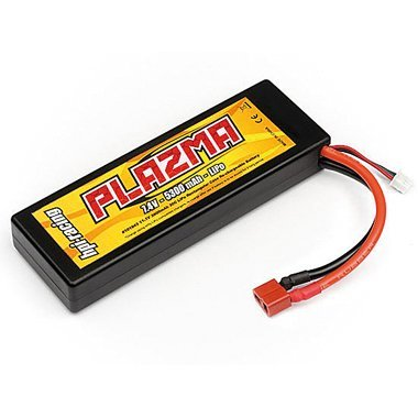 Plazma 30C 7.4V 5300mAh LiPo Battery Pack