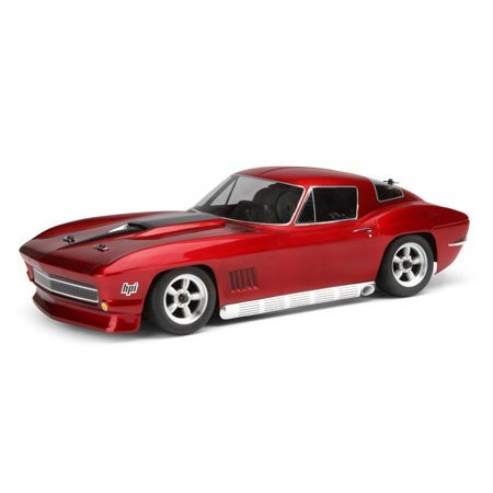 HPI Nitro RS4 3 Evo+ RTR 2.4 w/ 67 Corvette Body