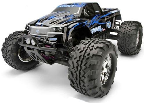 Savage Flux 2350 with GT-2 Truck Body RTR