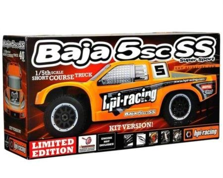 BAJA 5SC SS LIMITED EDITION KIT