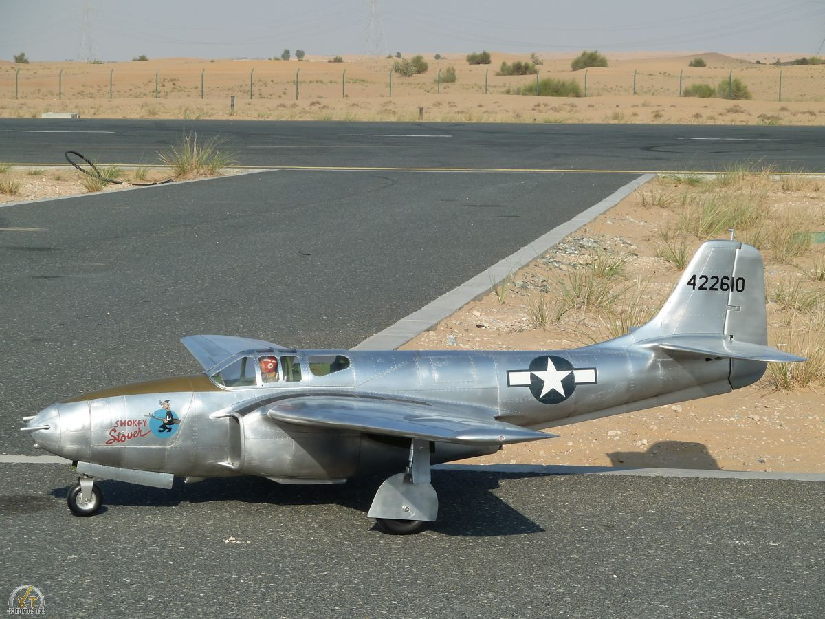 P-59 Airacomet - 1/7 Scale Kit