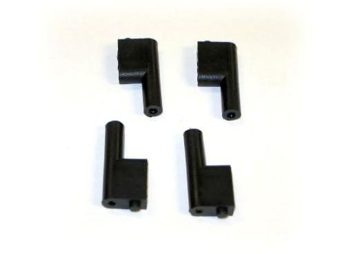Redcat Racing Upper Plate Mast A 4 pcs Part#02046