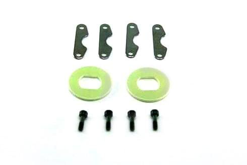 Redcat Racing Brake Disc and Plates Set Part# 02044
