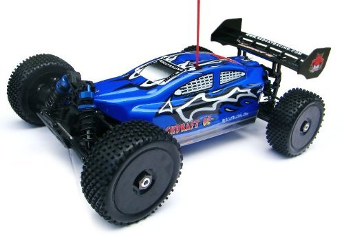 BACKDRAFT 8E BUGGY ~ 1/8 Scale ~ Brushless Electric RC ~ by Redc