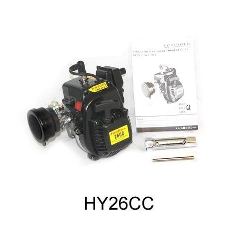 Redcat Racing HY26CC-ENGINE 26Cc Gas Engine