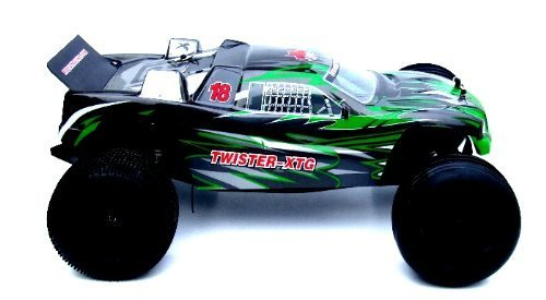 TWISTER XTG PRO ~ Stadium Truck ~ 1/10 Scale ~ Electric ~ 2WD ~