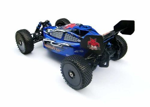 BACKDRAFT 3.5 BUGGY ~ 1/8 Scale Nitro ~ RC ~ 2.4 GHz Remote ~ Re