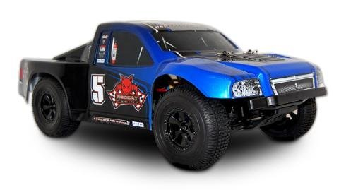 Redcat Racing Aftershock 8E Desert Truck 1-8 Scale Brushless Ele