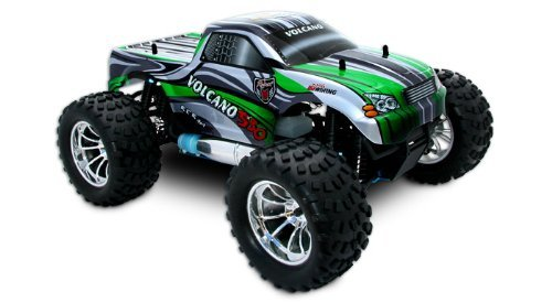 Redcat Racing ~VOLCANO ~ S30 ~ 1/10 Scale ~ RC Nitro Monster Tru