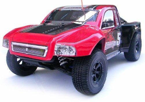 AFTERSHOCK 3.5 DESERT TRUCK ~ NITRO 1/8 Scale RC ~ (Now with 2.4