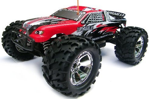 Redcat Racing Earthquake 3.0 Truck 1-8 Scale Nitro