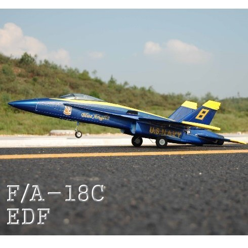 F18 JET ~ Brushless Electric ~ F/A - 18C EDF JET ~ Raidio Contro