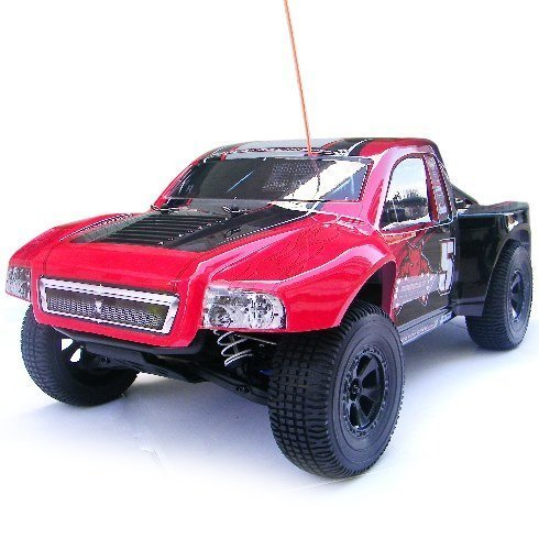 AFTERSHOCK 8E DESERT TRUCK ~ 1/8 SCALE BRUSHLESS ELECTRIC ~ (Now