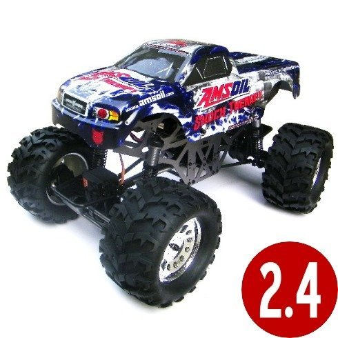 GROUNDPOUNDER-GUNMETAL-AMSOIL-BODY
