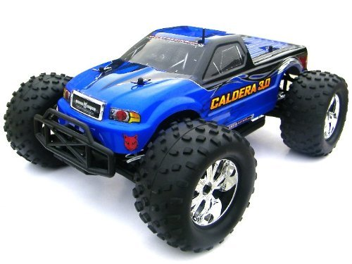 CALDERA 3.0 RC ~ 1/10 SCALE RC ~ NITRO ~ MONSTER TRUCK (2 Speed)
