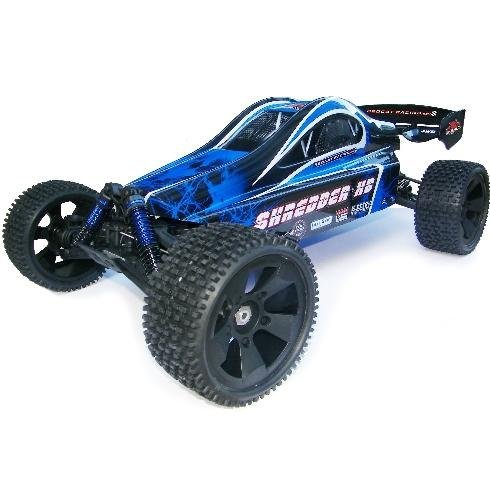 SHREDDER XB BUGGY ~ 1/6 Scale ~ Brushless Electric RC ~ By Redca