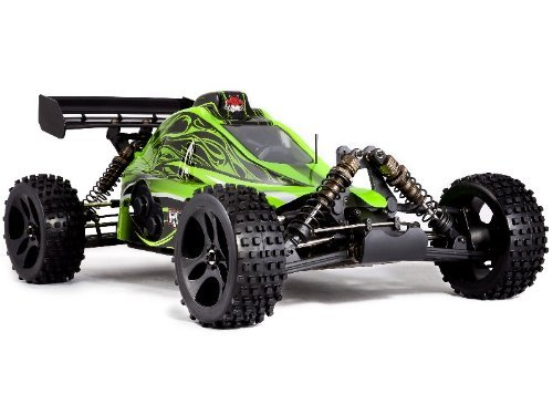 Redcat Racing Rampage XB Green 1/5 Scale Gas Powered 4 Wheel Dri