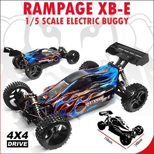 RAMPAGE XB-E Electric