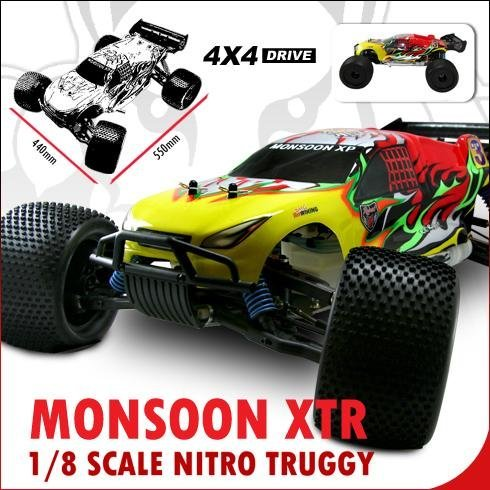 MONSOON-XTR-RY
