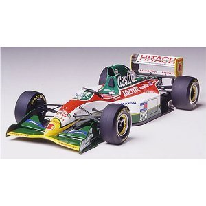 #20037 Tamiya Lotus 107 Ford 1/20 Scale Plastic Model Kit,Needs