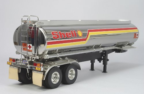 1/14 Semi Tanker Trailer Kit