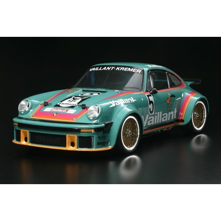 Posche Turbo RSR Type 934 R/C 4WD Tamiya 30th Anniversary Commem