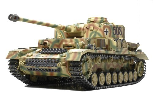 56026 1/16 German Panzer IV w/Option Kit