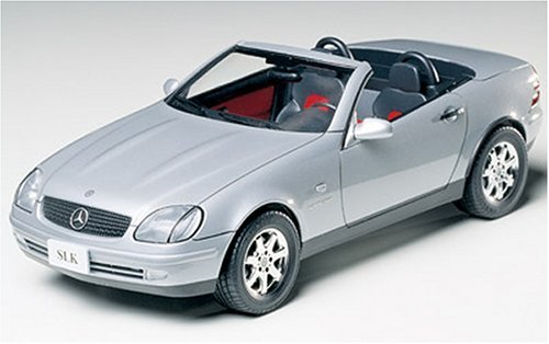 #24189 Tamiya Mercedes-Benz SLK 1/24 Scale Plastic Model Kit,Nee