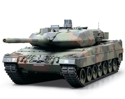 1/16 Leopard 2A6 Battle Tank Kit