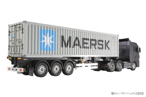 1/14 Semi 40ft Container Trailer Kit