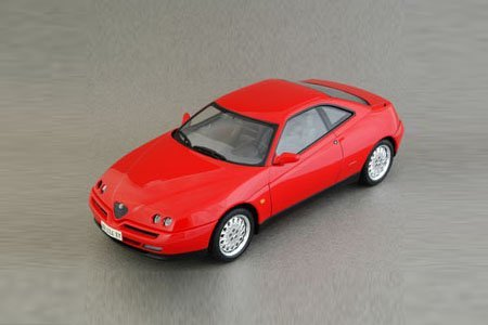 #24172 Tamiya Alfa Romeo GTV 1/24 Scale Plastic Model Kit,Needs