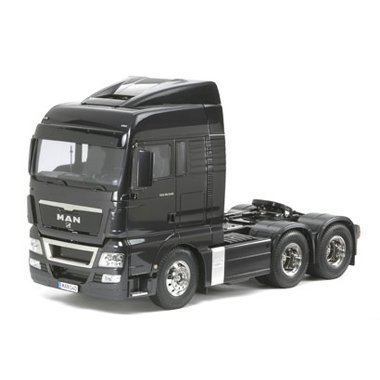 1/14 MAN TGX 26.540 6x4 XLX Truck Kit