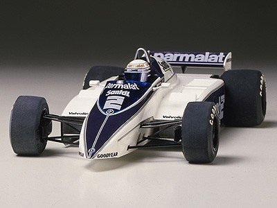 #20017 Tamiya Brabham BT50 BMW Turbo 1/20 Scale Plastic Model Ki