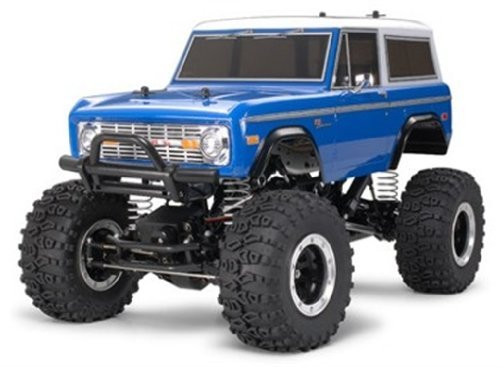 Ford Bronco 1973 Kit: CR01
