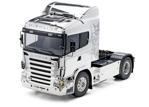 1/14 Scania R470 Metallic Special Semi Kit