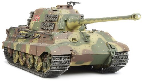 1/16 King Tiger Henswchel Turret