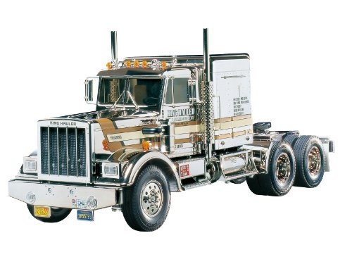 1/14 King Hauler Special Metallic Semi Kit