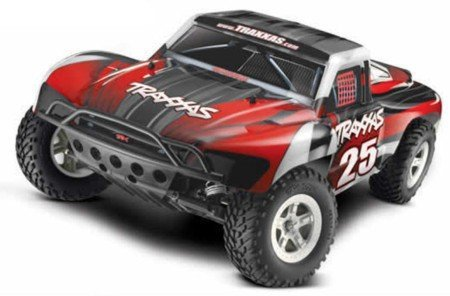 Traxxas Slash 2WD RTR 1/10 Electric Race Truck with 7-Cell Batte