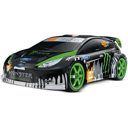 1/16 Ken Block Fiesta, Brushed with AM Radio RTR