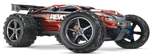E-Revo Brushless RTR with Castle Mamba & 2.4 Radio