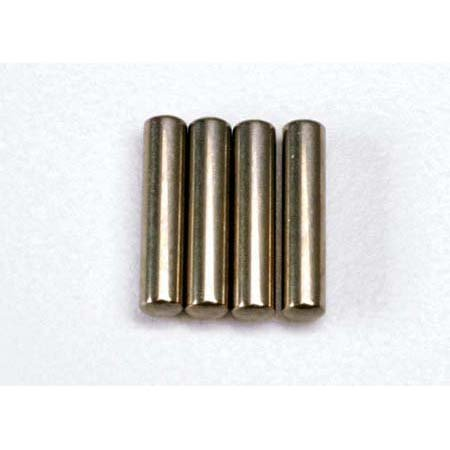 Pins, Axle,2.5x12mm: EMX, TMX.15,2.5,3.3,Revo,SLY