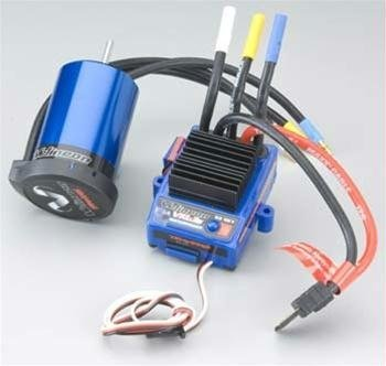 Velineon Brushless Power System Waterproof:1/10