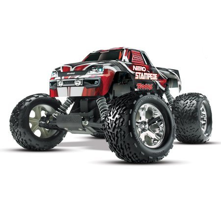 Nitro Stampede RTR with TRX Pro .15 with Battery