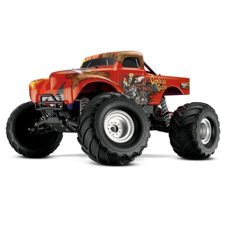 Captain's Curse 2WD Monster Truck RTR w/AM Radio
