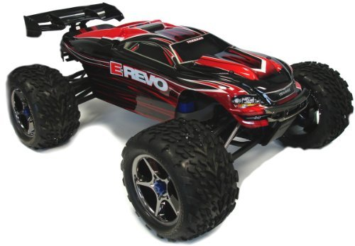 E-Revo RTR with EVX2, 2.4 Radio & (2) 7-cell Batt
