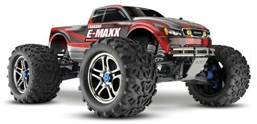 E-Maxx Brushless RTR w/2.4GHz 2-Channel Radio