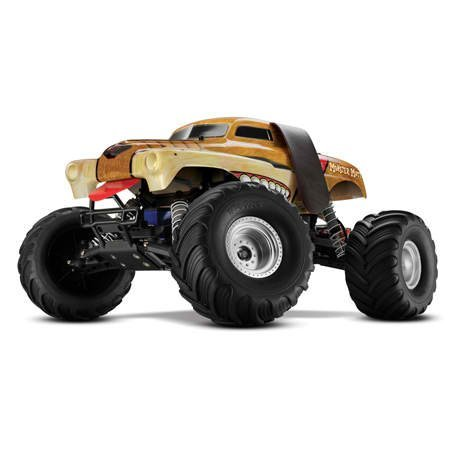 Traxxas 3602R 1/10 Monster Mutt 2WD Monster Truck RTR