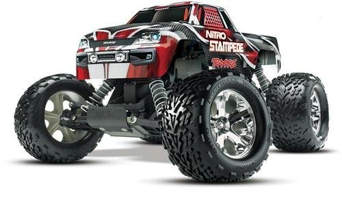 Traxxas Nitro Stampede RTR 2WD Monster Truck
