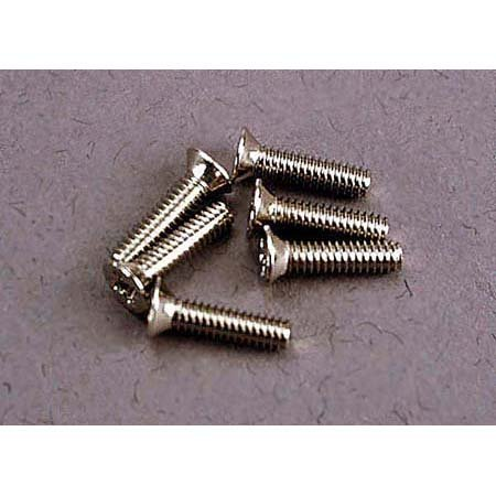 Countersunk Screw 2X8mm (6)